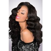 Malaysian Virgin Hair Full Lace Wigs Body Wave