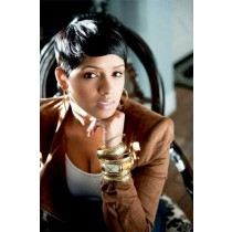 Short 1B# Color Indian Remy Hair Machine Made Glueless Cap Wigs PWHH-13-1001