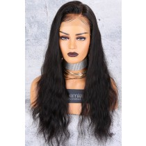 20 inches,natural color 360 Lace Wig