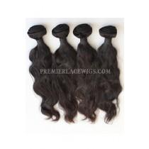 Peruvian Virgin Hair Natural Wave Hair Extension 4Bundles Deal