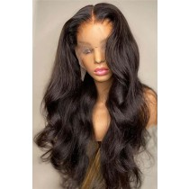 "Gorgeous Wavy Style 13""x4"" Lace Front Wig"