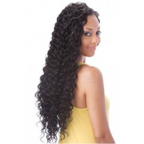 Brazilian Virgin Hair Full Lace Wigs Deep Wave