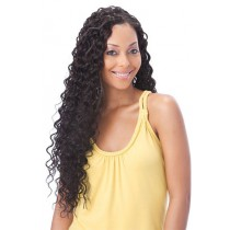 Deep Wave Malaysian Virgin Hair Lace Front Wigs