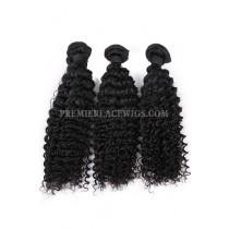 Deep Wavy Indian Virgin Human Hair Extension