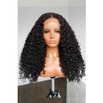 "5""×5"" HD Lace Closure Wigs Tight Curls"