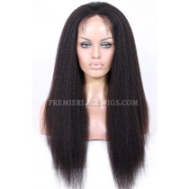 natural color ,22inches 120% normal density