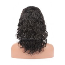 Buy Stock Glueless Lace Front Wigs Chinese Virgin Hair Loose Curl