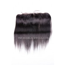 Indian Virgin Hair Lace Frontal Yaki Straight ,13x4inches