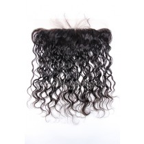 Peruvian Virgin Hair Lace Frontal Loose Curl ,13x4inches