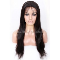 20inches ,natural color , 120% normal density ,