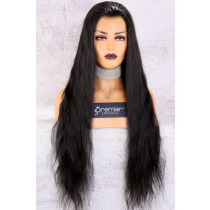 Full Lace Wig Long Hair 28""