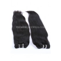 Brazilian Virgin Hair Weave Silky Straight 4ozs thick Hair 2 Bundles Deal