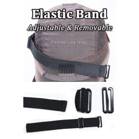 Additional Service to Sew On Removable Elastic Bands