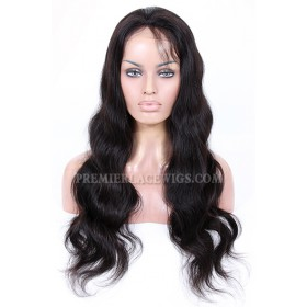 Brazilian Virgin Hair Full Lace Wigs Body Wave