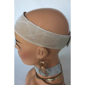 Wig Grip Headband--Extra Hold, Velvet Comfort, Slip-Resistant, Adjustable