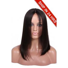 Trendy Long Bob Hairstyle