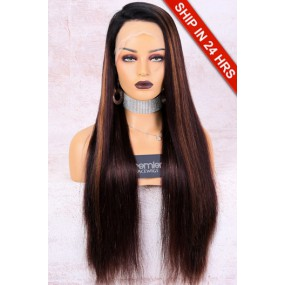 Full Lace Wig Luxury Virgin Hair