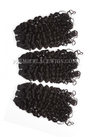 Brazilian Virgin Hair Weave Candy Curl 4ozs thick Hair 3 Bundles Deal