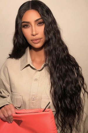 """30 Inches Extra-Long Hair Natural Wave, 6"""" Deep Part Lace Frontal Wig"""