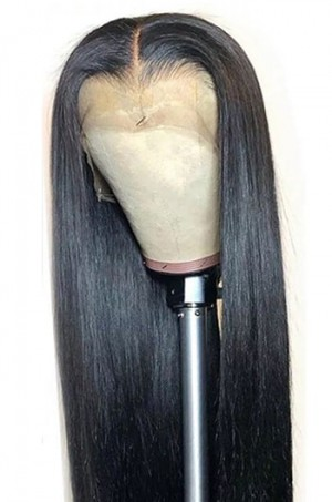 "Silky Straight 6"" Deep Part 360 Lace Wig"