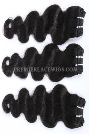 Brazilian Virgin Hair Weave Body Wave 4ozs thick Hair 3 Bundles Deal