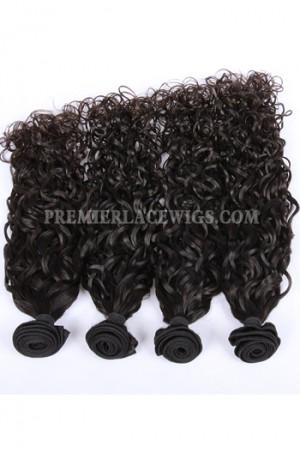 Peruvian Virgin Hair Loose Curl Hair Extension 4 Bundles Deal