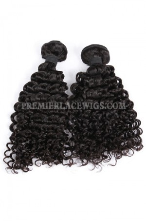 Water Wave Peruvian Virgin Hair Weave 2 Bundles Hair Deal