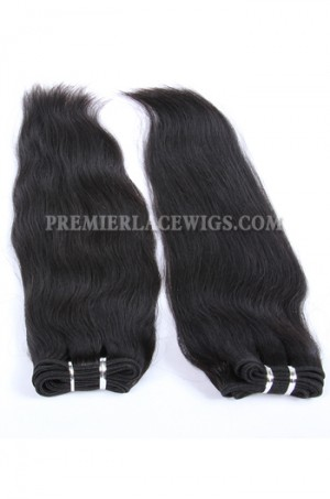 Brazilian Virgin Hair Weave Silky Straight 4ozs thick Hair 2 Bundles Deal