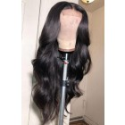 Gorgeous Wavy Hair Full Lace Wigs Indian Remy Hair