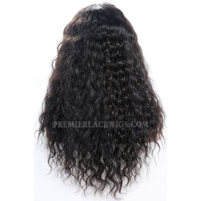 """Deep Body Wave 6"""" Deep Part 360° Lace Wigs,Indian Remy Hair,150% Thick Density,Pre-Plucked Hairline,Removable Elastic Bands"""