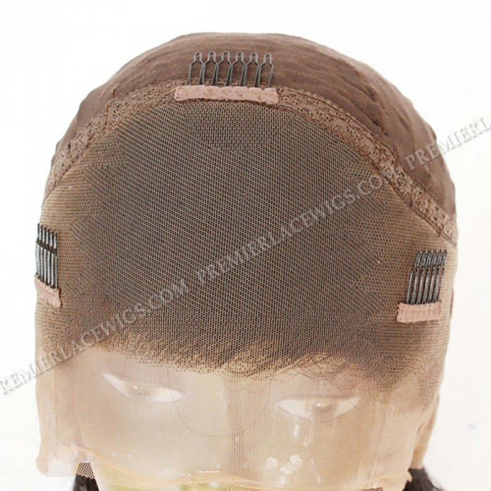Improved 360°Anatomic Lace Wigs Cap Construction