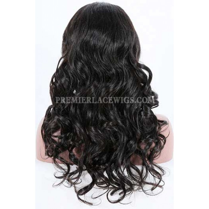 Human Hair Improved 360°Anatomic Lace Wigs,150% Thick Density,Pre-plucked Hairline