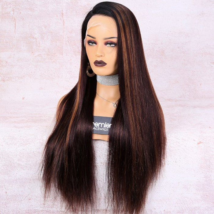 Full Lace Wig Luxury Virgin Hair