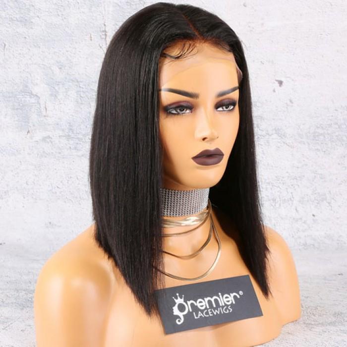 "A-Line Cut Bob Style 4.5"" Lace Front Wig"