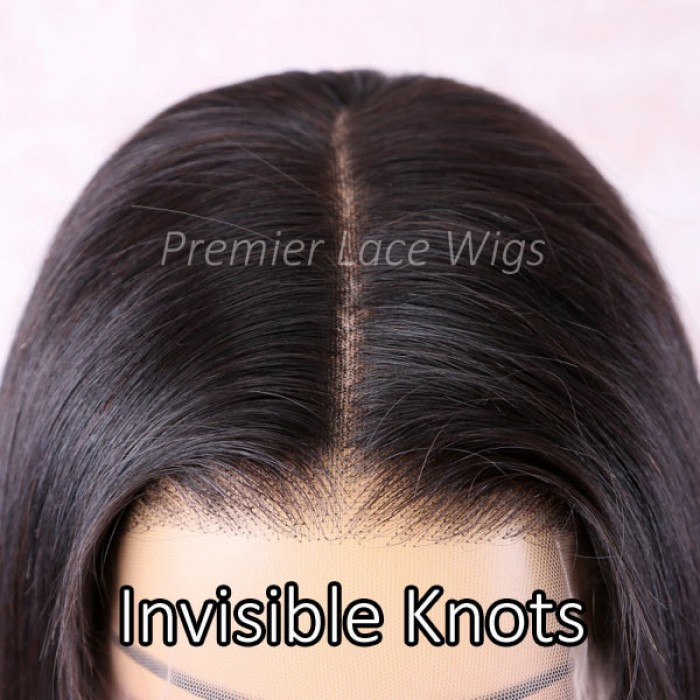 Invisible Knots Super Thin Transparent HD Lace