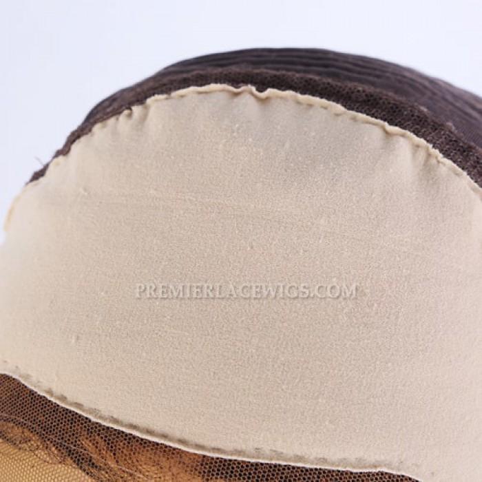 Pre-Sewn Bald Cap Method