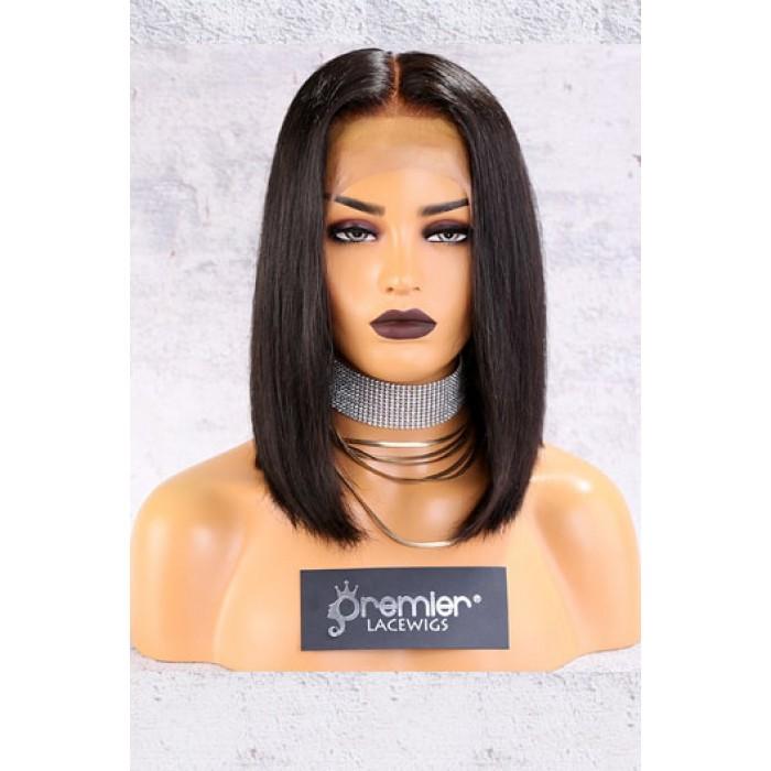 Blunt Cut Bob 360 Lace Wig