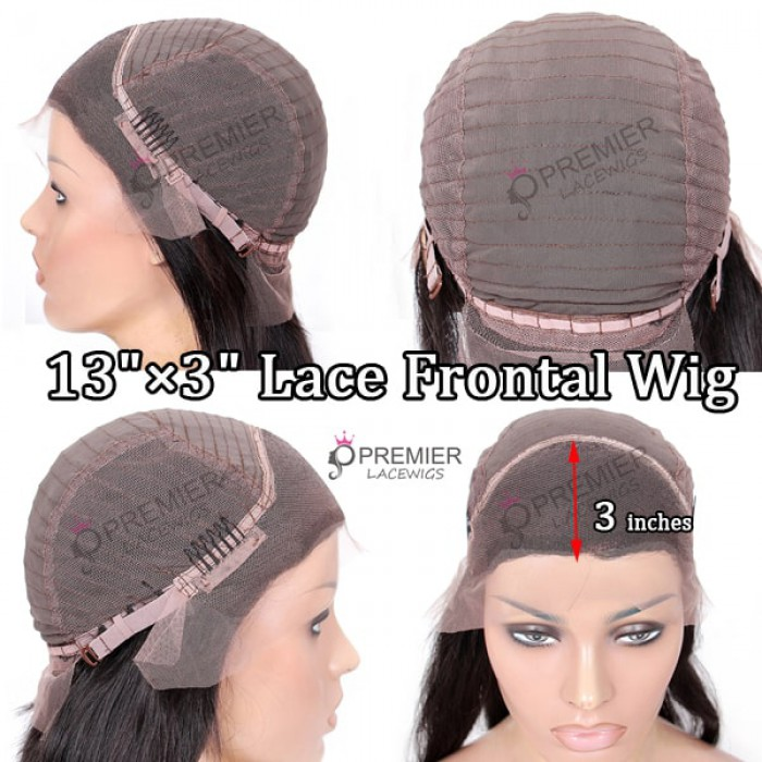 13x3 lace frontal wig