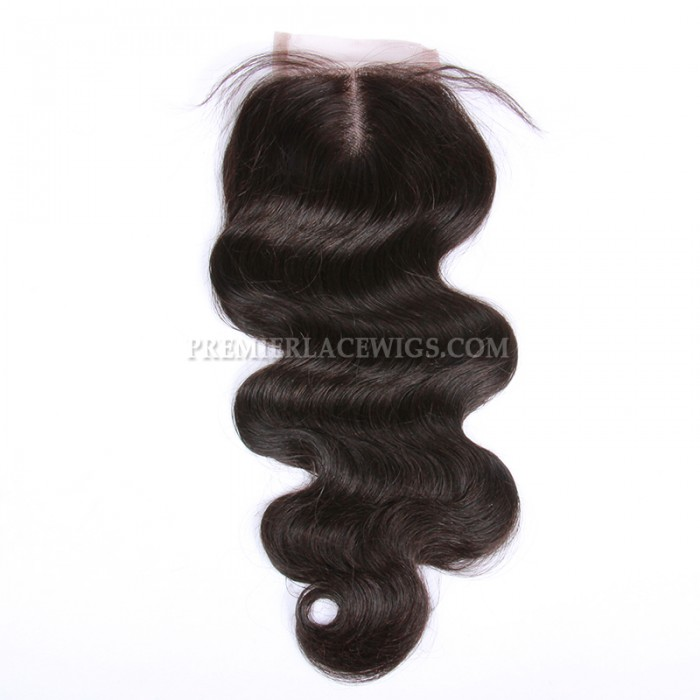 lace closure middle part