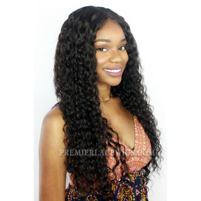 24inches ,180% density Brazilian Virgin Hair Gorgeous Sexy Big Curls