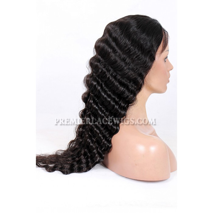 24inches natural color 120% normal density