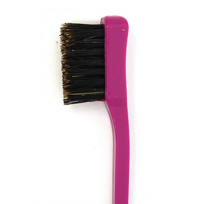 Double Sided Edge Control Brush 2 Pieces