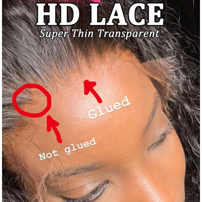 Invisible HD Transparent Lace