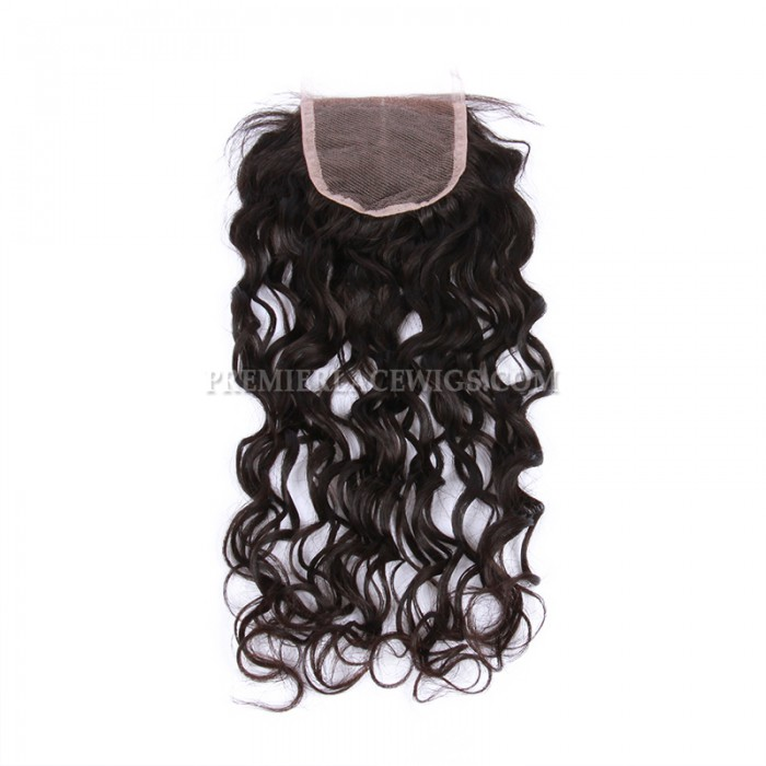loose curl lace closure