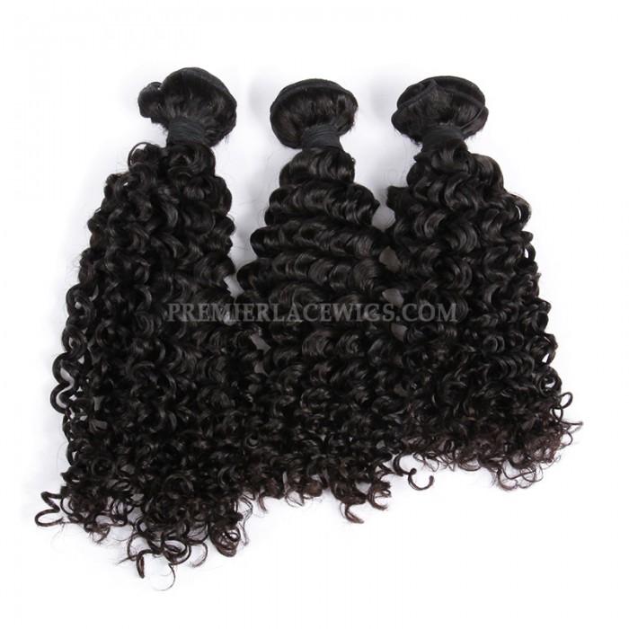 Peruvian Virgin Hair Water Wave 3 Bundles Deal