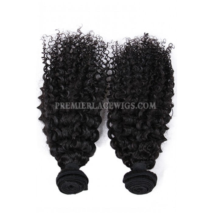 Water Wave Indian Virgin Human Hair Weaves