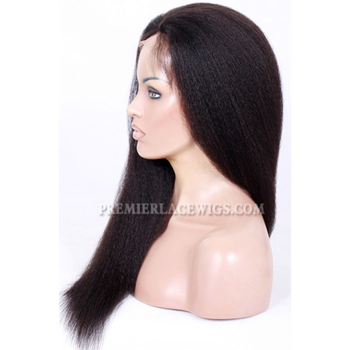 22inches natural color 120% normal density