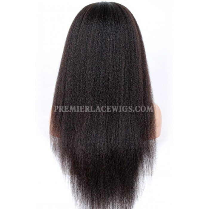 22inches natural color 130% normal density