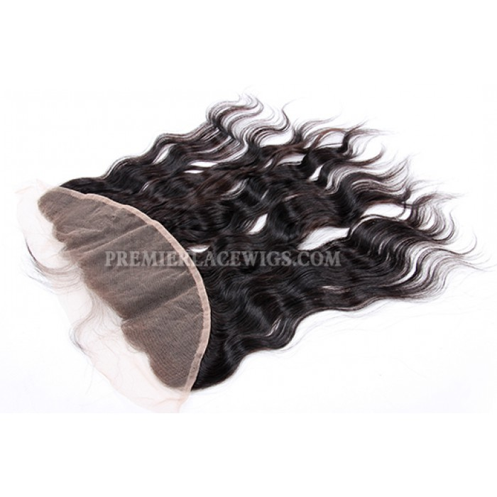 Indian Virgin Hair Lace Frontal Natural Wave ,13x4inches