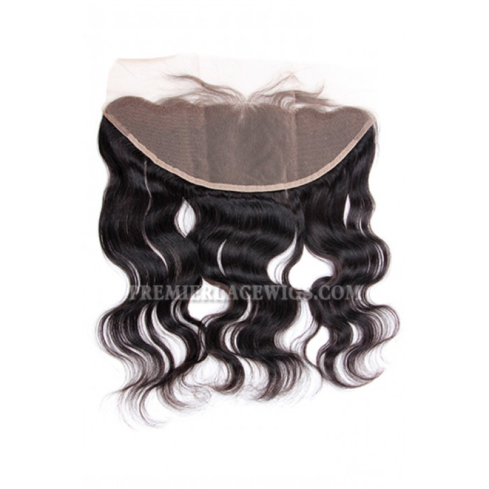 Indian Virgin Hair Body Wave Lace Frontal with 2 Weaves Bundles Deal